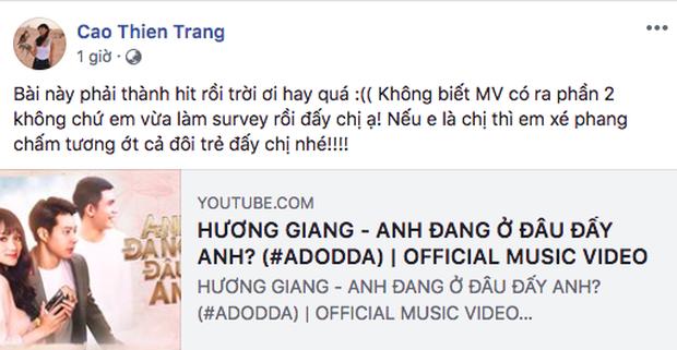 Hương Gi bị bạn thân giật người yêu, khán giả thi nhau viết lại kết MV - Ảnh 2.