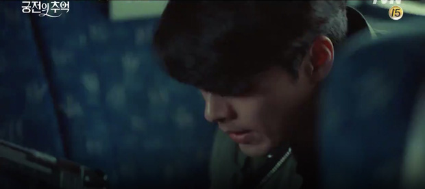 Park Shin Hye trùm khăn đỏ huyền bí trong teaser Memories of the Alhambra vừa tung nóng hổi - Ảnh 4.