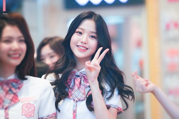 Show thực tế sản sinh ra dàn nữ thần Kpop thế hệ mới: Người tự nhiên, kẻ dao kéo nhưng ai cũng đẹp xuất thần - Ảnh 15.