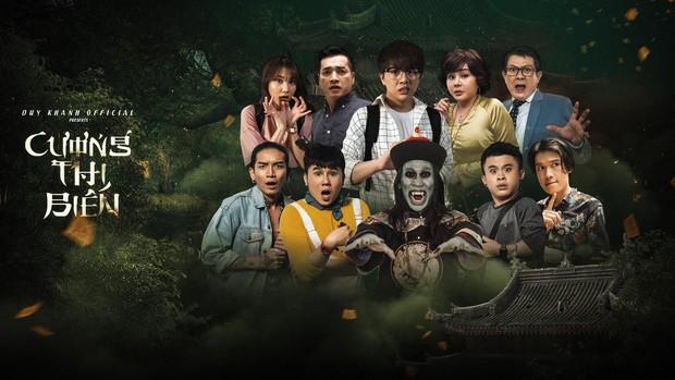 Showbiz Việt nhộn nhịp web drama, cả làng hài đổ xô đi đóng phim chiếu mạng - Ảnh 1.