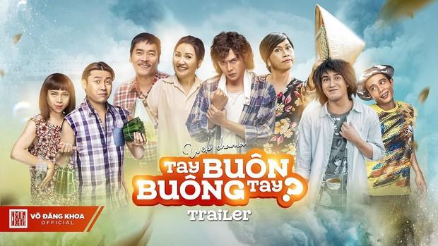 Showbiz Việt nhộn nhịp web drama, cả làng hài đổ xô đi đóng phim chiếu mạng - Ảnh 3.