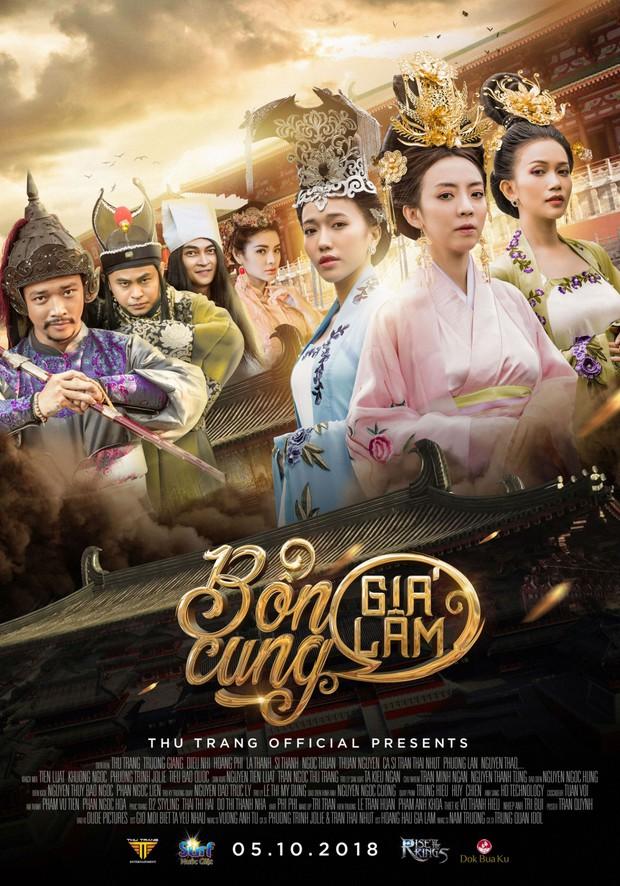 Showbiz Việt nhộn nhịp web drama, cả làng hài đổ xô đi đóng phim chiếu mạng - Ảnh 5.