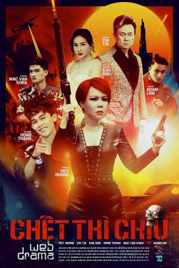 Showbiz Việt nhộn nhịp web drama, cả làng hài đổ xô đi đóng phim chiếu mạng - Ảnh 10.