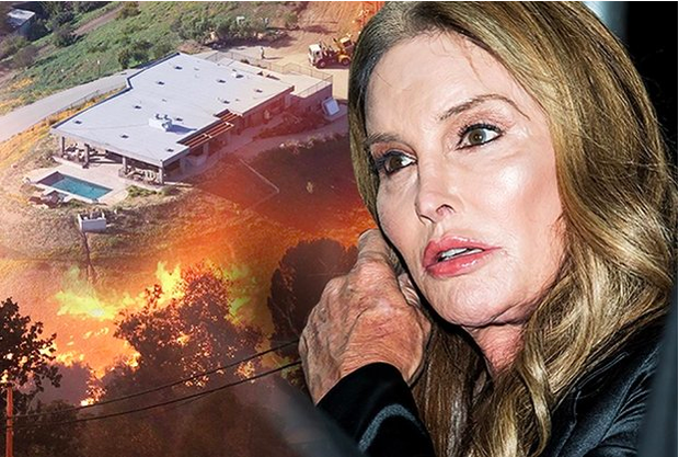 Nhà bố Kendall bị thiêu rụi, Lady Gaga và loạt sao khác tiếp tục sơ tán vì đám cháy lớn ở California - Ảnh 1.