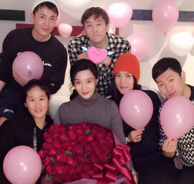 Hình ảnh Phạm Băng Băng trong bữa tiệc sinh nhật kín đáo bây giờ mới được tiết lộ - Ảnh 2.