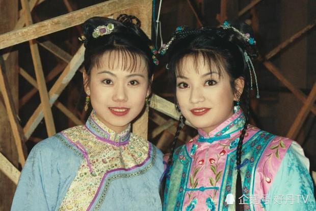 Sau 20 năm, Liễu Hồng và Tiểu Yến Tử của Hoàn Châu Cách Cách hội ngộ, tình cảm vẫn thắm thiết như xưa - Ảnh 1.