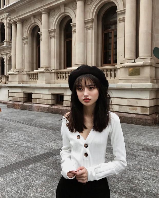 Chân dung gái xinh mới nổi trên Instagram: 20 tuổi, là du học sinh Việt tại Úc và cực kỳ đa tài - Ảnh 1.