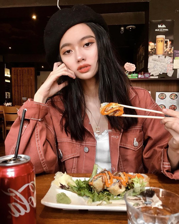 Chân dung gái xinh mới nổi trên Instagram: 20 tuổi, là du học sinh Việt tại Úc và cực kỳ đa tài - Ảnh 9.