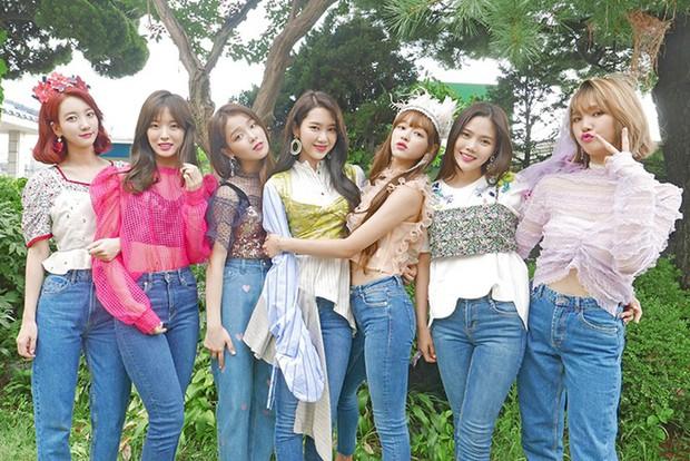 """Có thể bạn chưa biết: Đây chính là girlgroup """"tiền bối"""" được TWICE yêu quý nhất trong nhiều năm qua - Ảnh 6."""