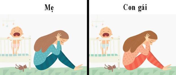 10 căn bệnh có nguy cơ lây truyền từ mẹ sang con gái - Ảnh 4.