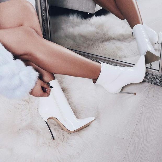 Nàng nào chẳng mê diện boots mùa lạnh, nhưng để sắm được đôi chuẩn mốt thì hãy xem ngay 4 gợi ý này - Ảnh 8.