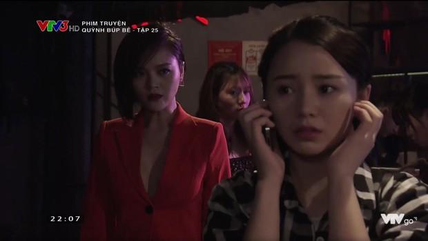 """Quỳnh Búp Bê tập 25: Phương Oanh, Quỳnh Kool rủ nhau """"lật mặt"""" - Ảnh 4."""