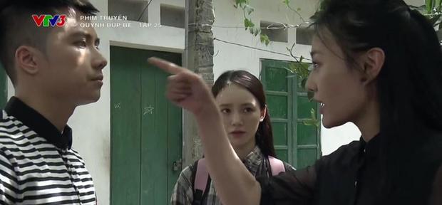 """Quỳnh Búp Bê tập 25: Phương Oanh, Quỳnh Kool rủ nhau """"lật mặt"""" - Ảnh 1."""