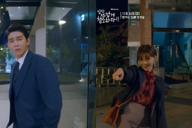 Kim Yoo Jung khiến dân tình hết hồn với tạo hình mới trong Clean with Passion for Now - Ảnh 6.