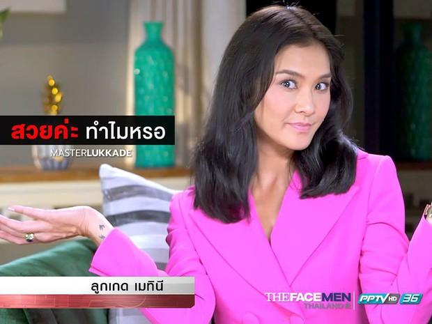 The Face Thái đang dần biến thành cuộc thi Hoa hậu thân thiện? - Ảnh 8.