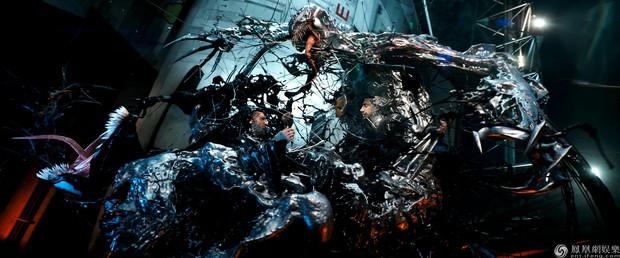 """Đạt doanh thu khủng hơn 2500 tỉ chỉ trong 3 ngày, bom tấn """"Venom"""" khuấy đảo cả Trung Quốc - Ảnh 3."""