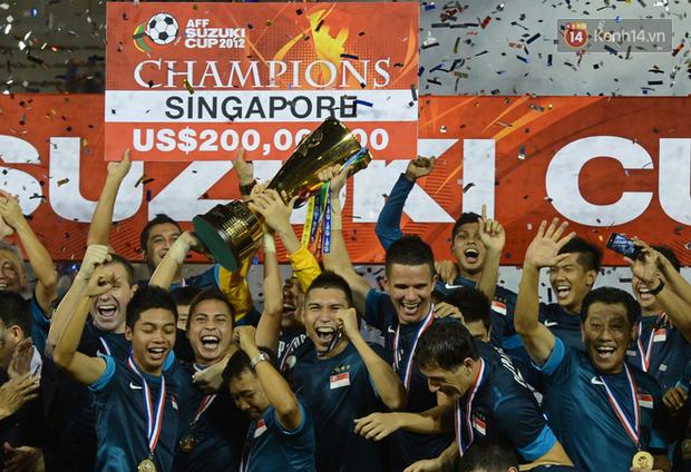 Việt Nam cho Singapore, Malaysia hít khói trên bảng xếp hạng tổng điểm AFF Cup - Ảnh 2.