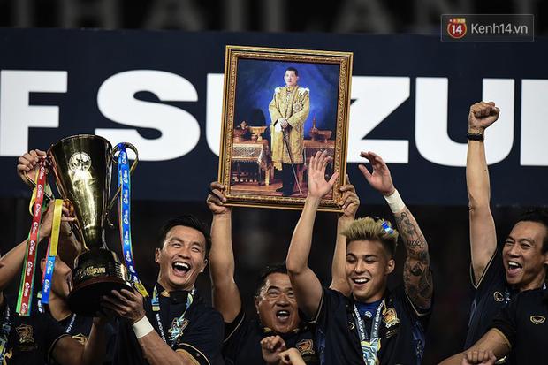 Việt Nam cho Singapore, Malaysia hít khói trên bảng xếp hạng tổng điểm AFF Cup - Ảnh 4.
