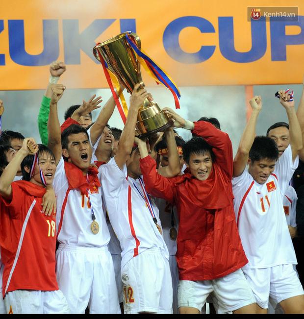 Việt Nam cho Singapore, Malaysia hít khói trên bảng xếp hạng tổng điểm AFF Cup - Ảnh 3.