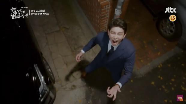 Kim Yoo Jung khiến dân tình hết hồn với tạo hình mới trong Clean with Passion for Now - Ảnh 3.