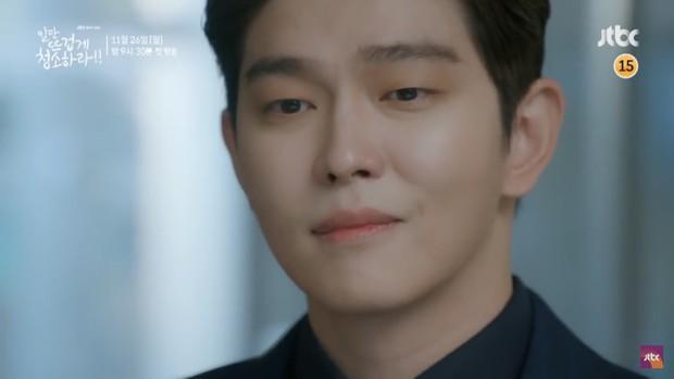 Kim Yoo Jung khiến dân tình hết hồn với tạo hình mới trong Clean with Passion for Now - Ảnh 12.
