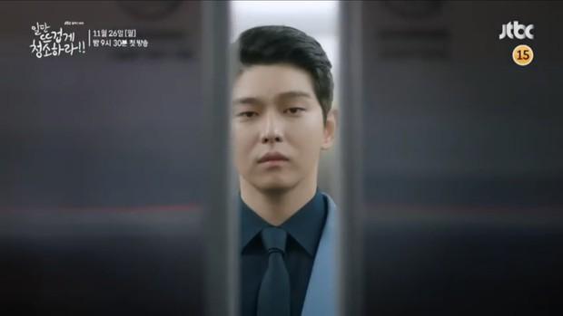 Kim Yoo Jung khiến dân tình hết hồn với tạo hình mới trong Clean with Passion for Now - Ảnh 2.