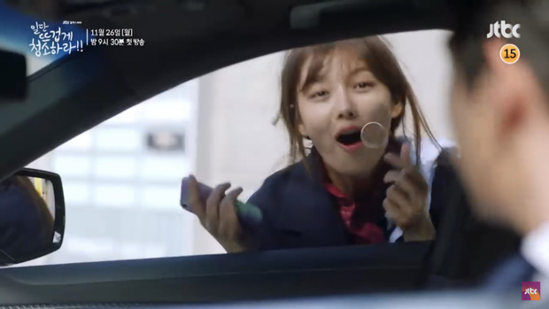 Kim Yoo Jung khiến dân tình hết hồn với tạo hình mới trong Clean with Passion for Now - Ảnh 7.