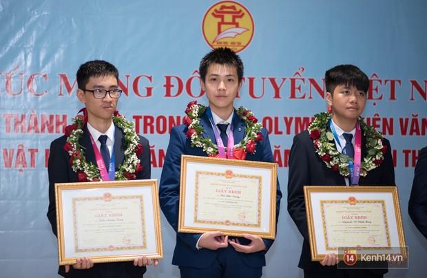 Trần Xuân Tùng - Người Việt đầu tiên giành HCV Olympic Thiên văn học- Ảnh 2.
