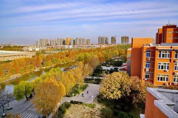 Ngất ngây ngắm trọn những trường Đại học có mùa thu đẹp nhất Trung Quốc - Ảnh 1.