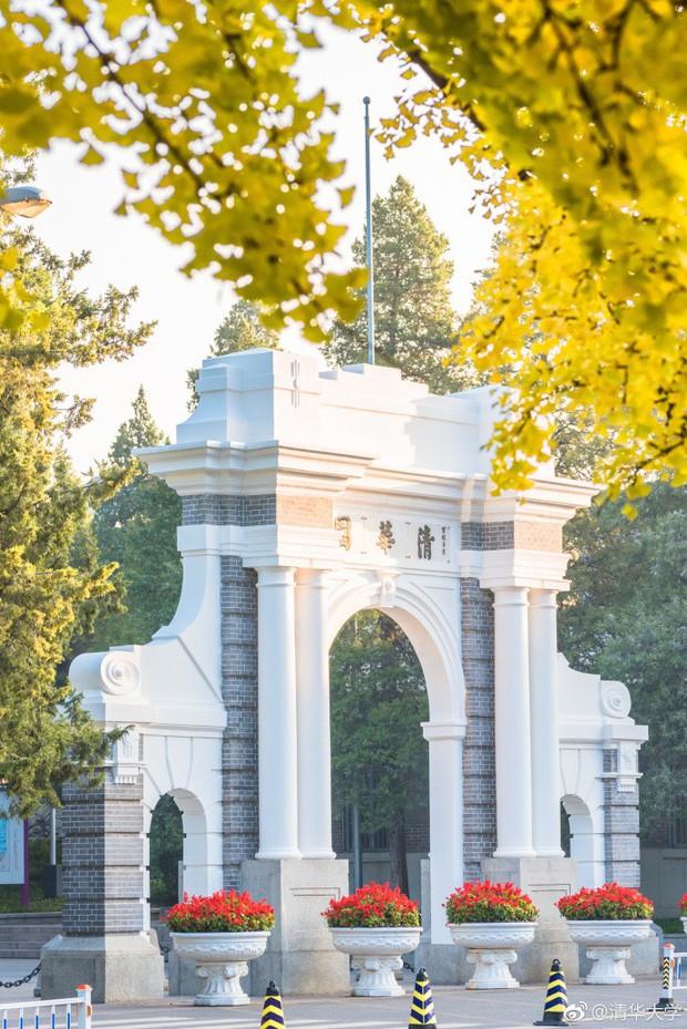 Ngất ngây ngắm trọn những trường Đại học có mùa thu đẹp nhất Trung Quốc - Ảnh 14.
