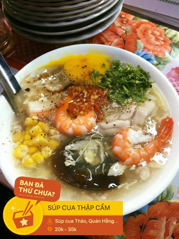Sài Gòn có những món đếm mãi không hết những loại topping ăn kèm - Ảnh 15.