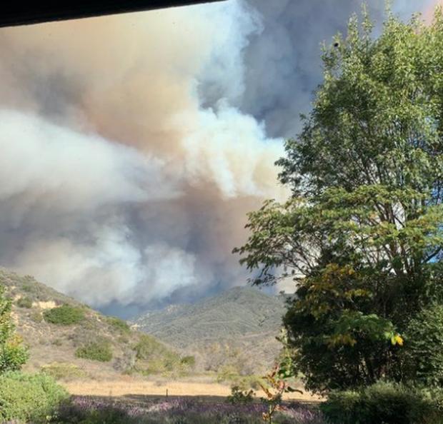 Cháy rừng tại California: Khu nhà giàu thất thủ, hàng loạt dinh thự triệu đô của đại gia và celeb bị thiêu trụi - Ảnh 11.