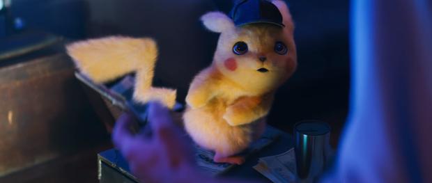 """Phát sốt với chú Pikachu có giọng """"bựa"""" của Ryan Reynolds trong """"Pokémon: Detective Pikachu"""" - Ảnh 2."""
