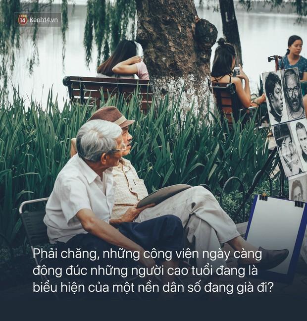 Báo quốc tế đưa tin: Người Việt Nam chưa kịp giàu đã già mất rồi - Ảnh 1.