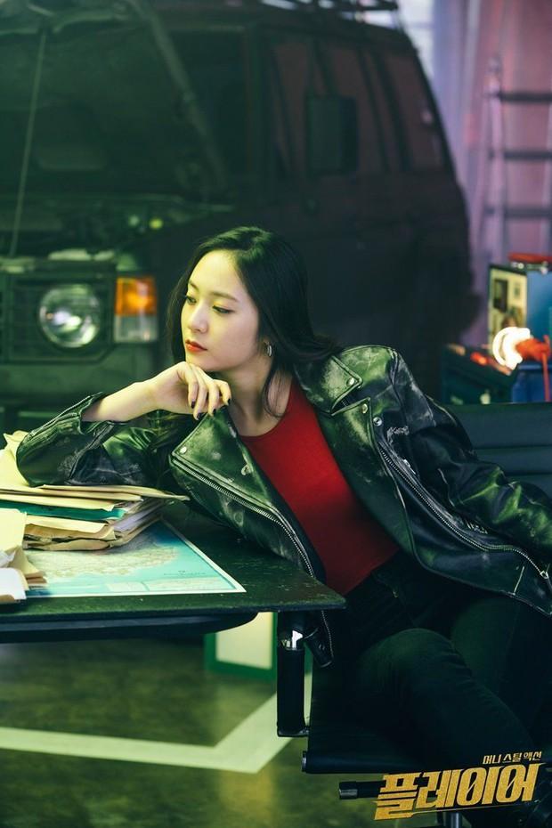 Sau The Player, cô nàng Krystal chẳng cần phải ngán bất cứ vai diễn nào trong tương lai! - Ảnh 8.