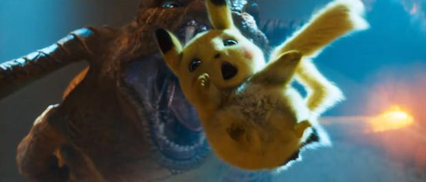 """Phát sốt với chú Pikachu có giọng """"bựa"""" của Ryan Reynolds trong """"Pokémon: Detective Pikachu"""" - Ảnh 5."""