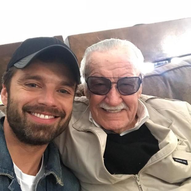 Dàn sao phim Marvel và nhiều nghệ sĩ khác cùng tưởng nhớ Stan Lee sau tin cha đẻ các siêu anh hùng qua đời - Ảnh 15.