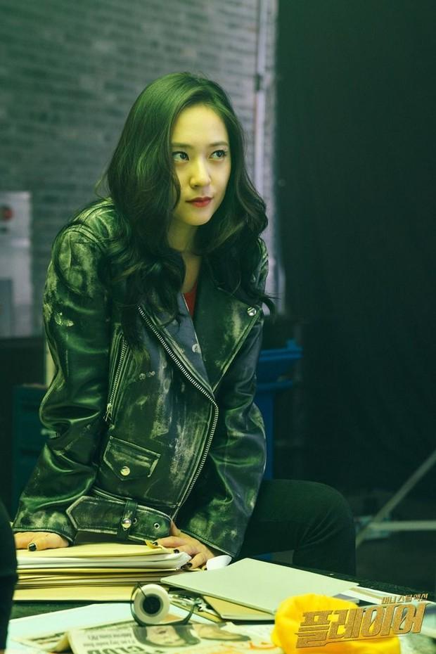 Sau The Player, cô nàng Krystal chẳng cần phải ngán bất cứ vai diễn nào trong tương lai! - Ảnh 7.