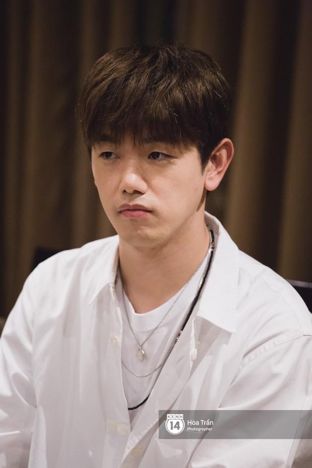 Phỏng vấn độc quyền ca sĩ Hàn - Eric Nam: Chia sẻ về thành công toàn cầu của BTS và ấn tượng với âm nhạc của một ca sĩ Việt Nam là... - Ảnh 7.