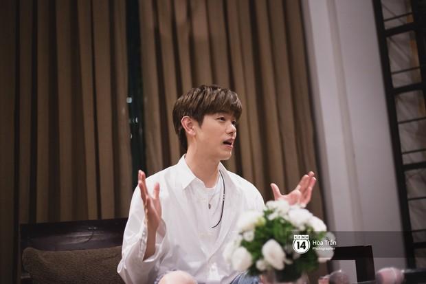 Phỏng vấn độc quyền ca sĩ Hàn - Eric Nam: Chia sẻ về thành công toàn cầu của BTS và ấn tượng với âm nhạc của một ca sĩ Việt Nam là... - Ảnh 3.