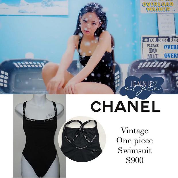 Hào phóng đầu tư gần 1 tỷ tiền quần áo cho Jennie quay MV, chẳng trách YG bị CL đá xoáy là thiên vị quá lố - Ảnh 5.