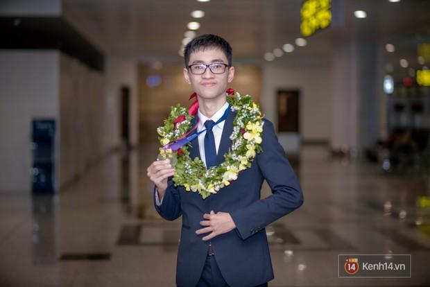 Trần Xuân Tùng - Người Việt đầu tiên giành HCV Olympic Thiên văn học - Ảnh 1.