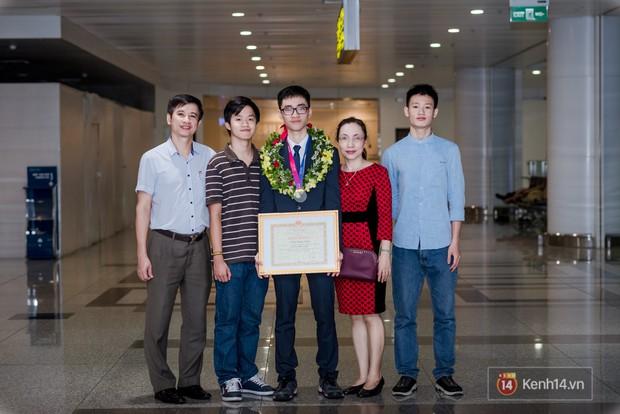 Trần Xuân Tùng - Người Việt đầu tiên giành HCV Olympic Thiên văn học - Ảnh 3.
