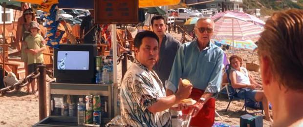 Nhìn lại gia tài vai diễn cameo trên màn ảnh rộng đầy thú vị của thiên tài Stan Lee - Ảnh 1.