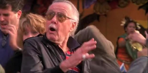 Nhìn lại gia tài vai diễn cameo trên màn ảnh rộng đầy thú vị của thiên tài Stan Lee - Ảnh 2.