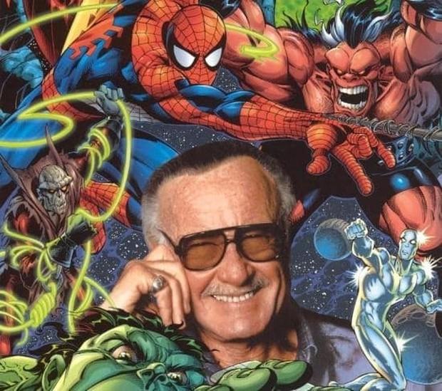 Stan Lee: 10 sự thật thú vị về huyền thoại của siêu anh hùng Marvel - Ảnh 1.