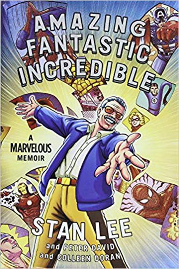 Stan Lee: 10 sự thật tuyệt vời về cuộc đời cha đẻ Marvel - Ảnh 1.