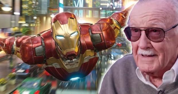Stan Lee: 10 sự thật thú vị về huyền thoại của siêu anh hùng Marvel - Ảnh 4.