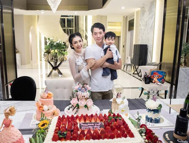 Minh tinh Thái lấy chồng siêu giàu: Người được cung phụng như bà hoàng, kẻ lấy bố của bạn, ly hôn trong thị phi - Ảnh 23.