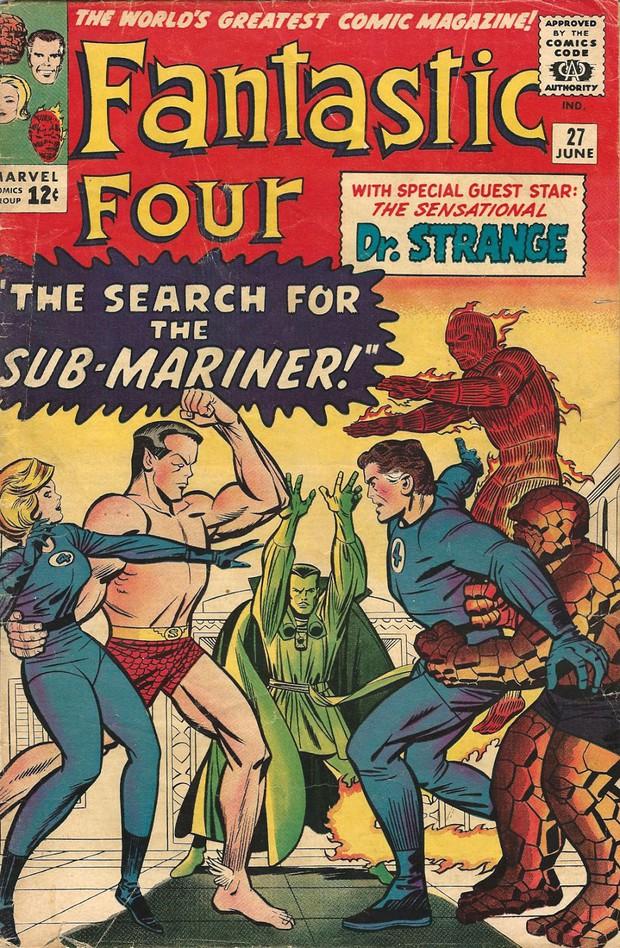 Stan Lee: 10 sự thật thú vị về huyền thoại của siêu anh hùng Marvel- Ảnh 7.